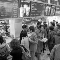Fastfood decenni fa